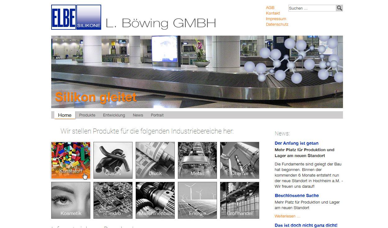 Böwing - Chemische Fabrik