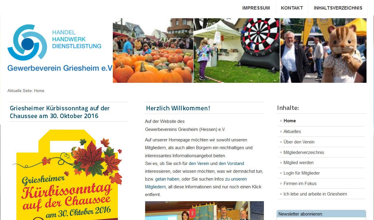 Gewerbeverein Griesheim