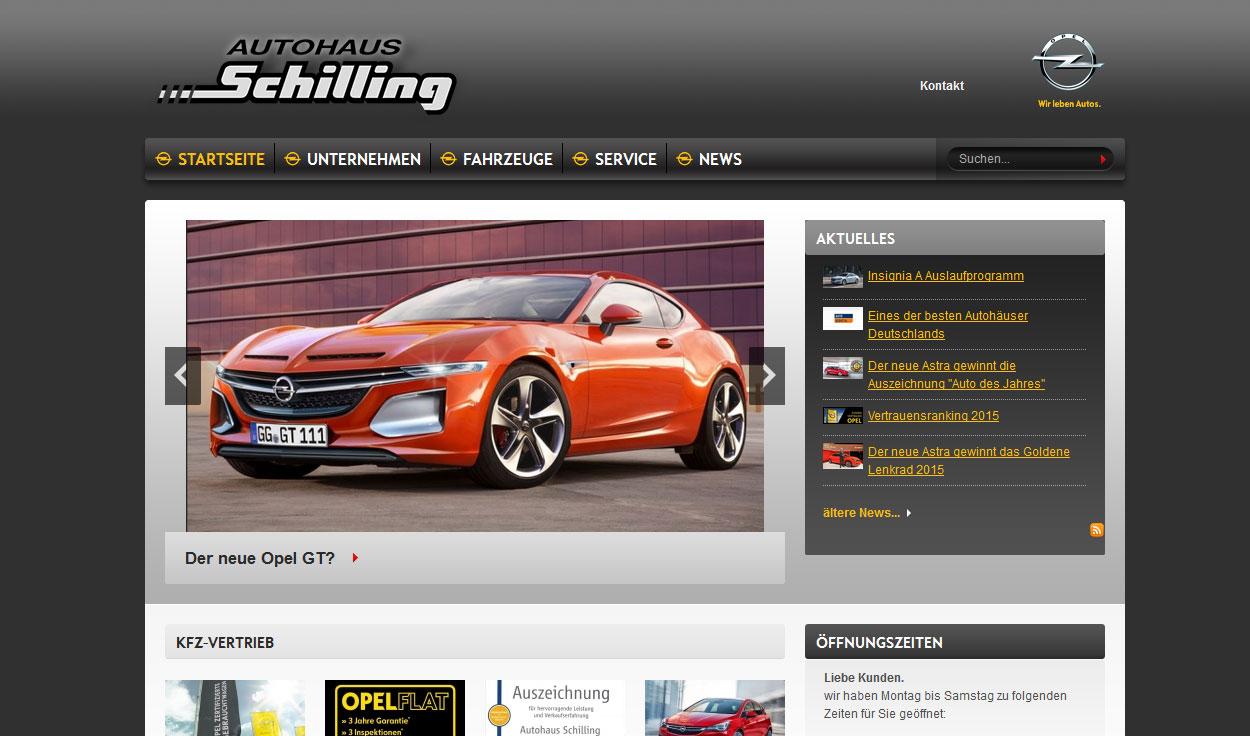 Autohaus Schilling