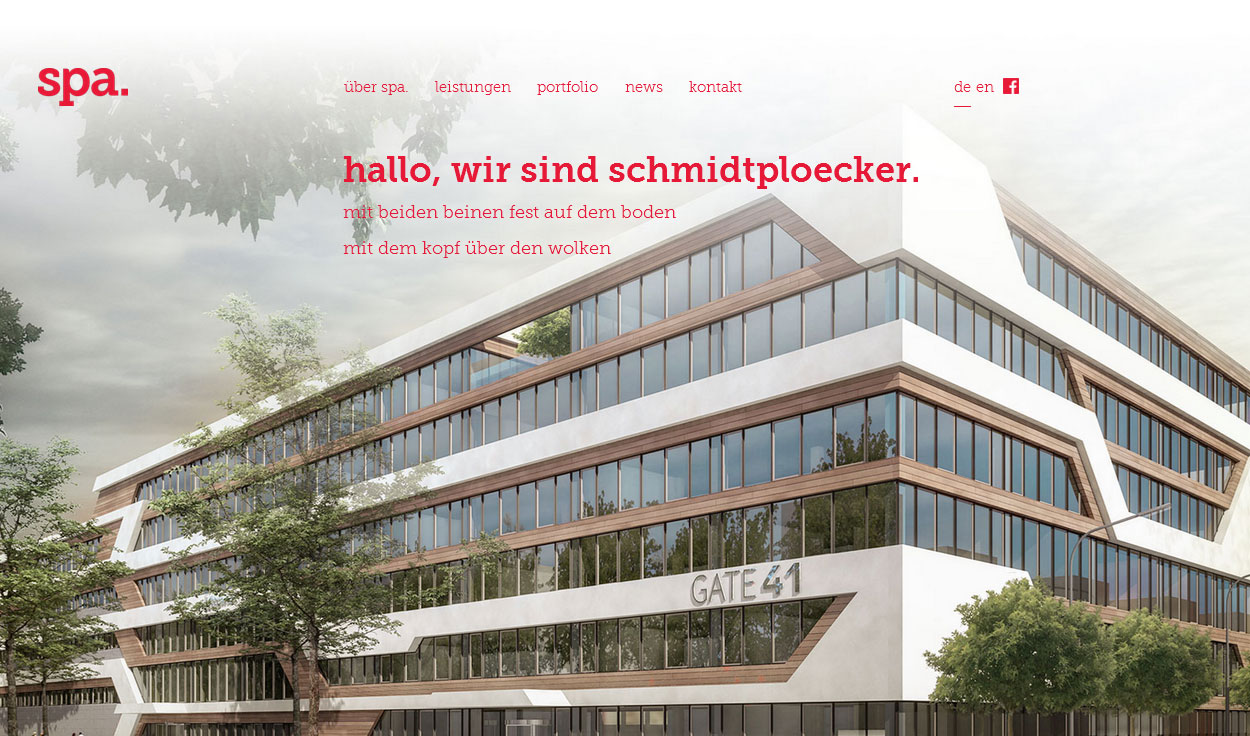 SPA - Schmidplöcker Architekten